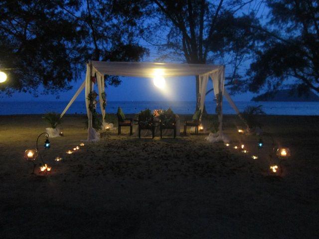 Cabana Dinner
