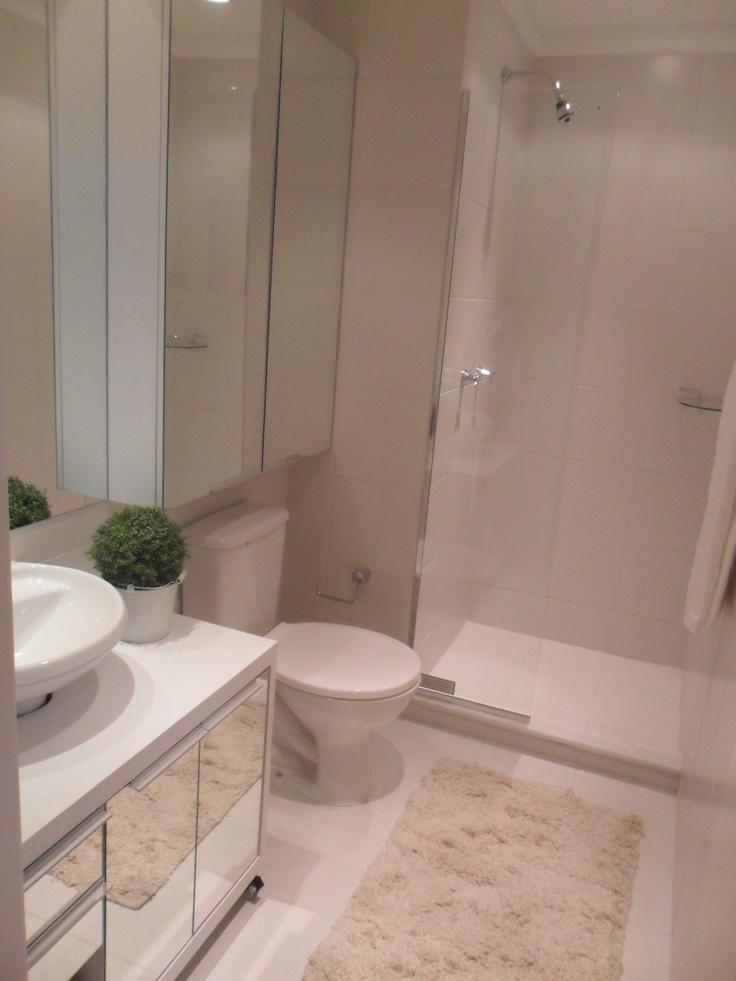 Banheiro Empreendimento Way   Living · House DesignBathroomsGoalsBathroom  ... Part 84