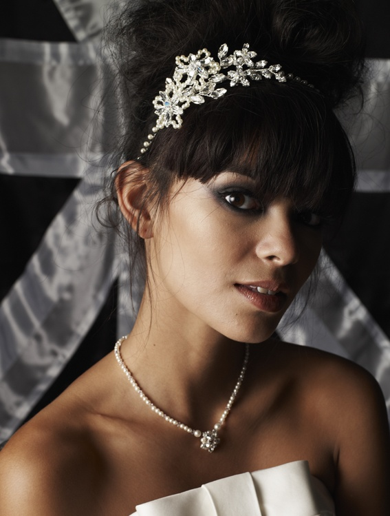 Designer bridal accessories uk