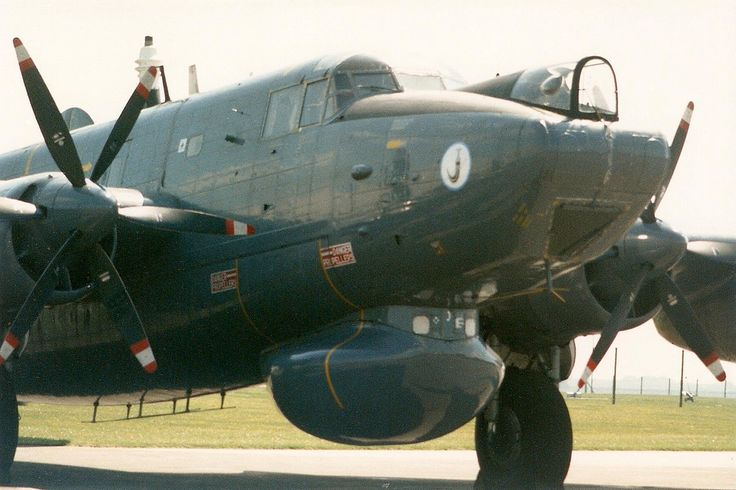 Avro Shackleton | by GJC1 ~ BFD