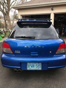2003 Subaru WRX Wagon Mississauga / Peel Region Toronto (GTA) image 5
