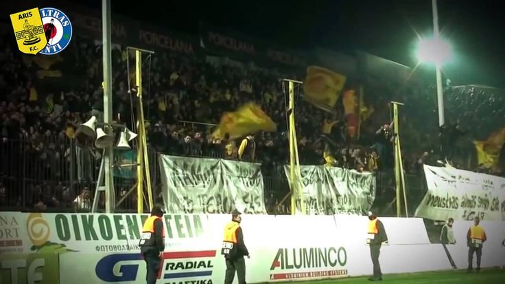 ARIS ULTRAS SUPER 3 - Best moments