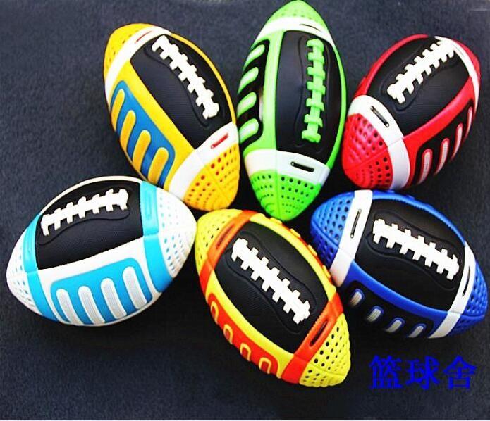 3 # American football Top kualitas Siswa PU sepak bola untuk Anak-anak