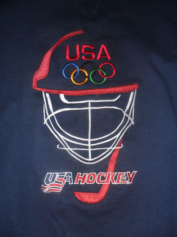 Vintage Hockey Sweater 63