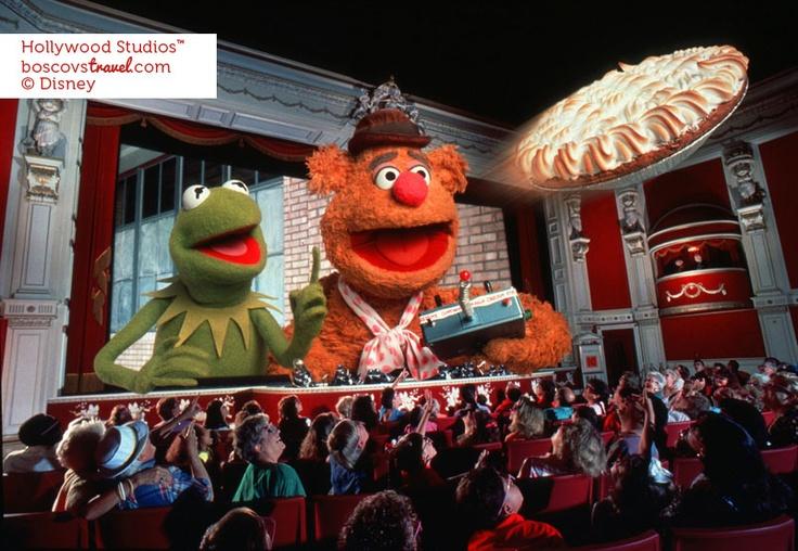 Disney Hollywood Studios - Muppet Vision 3D #travel #disney #muppet