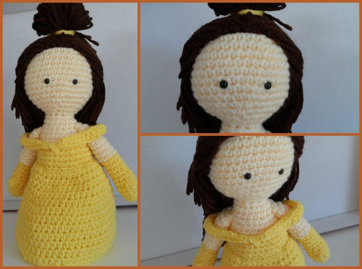 Amigurumi Top Yapilisi : 17 Best images about Munecas amigurumi on Pinterest Free ...