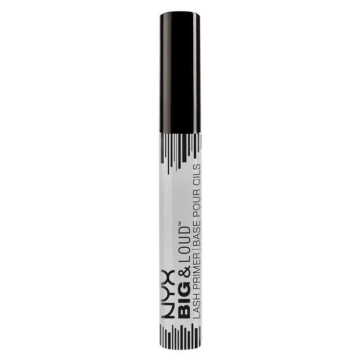 Nyx Big & Loud Eyelash Primer - 0.3 oz, Clear