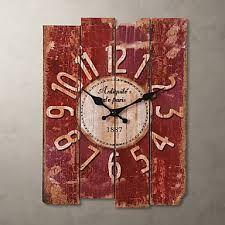 Resultado de imagen para reloj de pared vintage