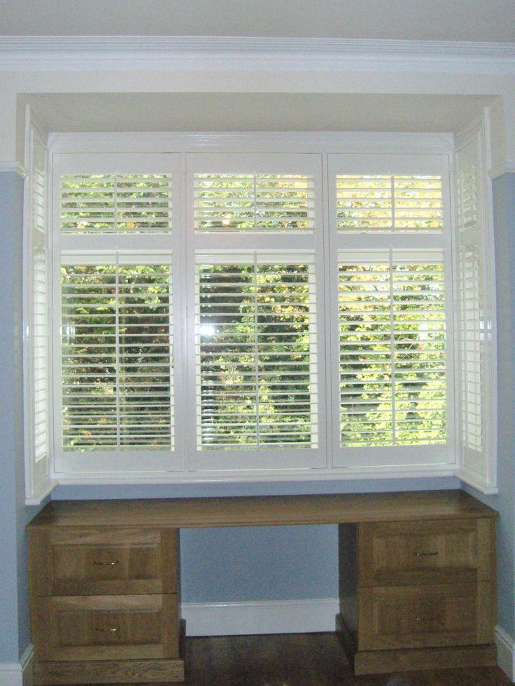 1000 Ideas About Wooden Window Shutters On Pinterest Security Shutters Window Shutters And