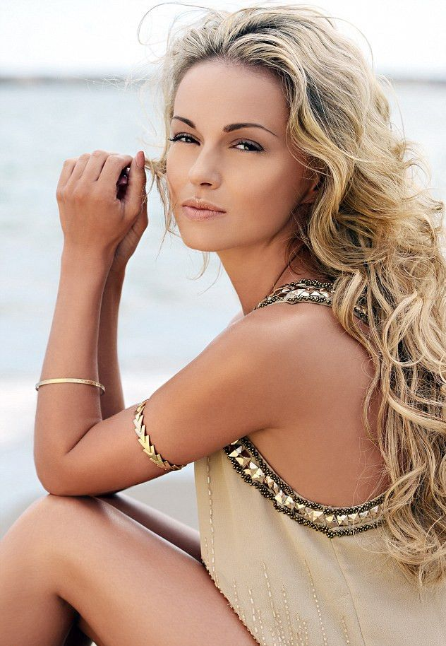 Ola Jordan Sizzles in Her Exotic 2014 Calendar Shoot-Global Intimate Wear