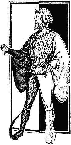 Historie odívání - 14.století, část 3.