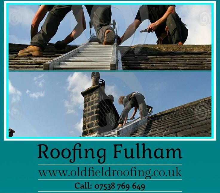For more details you can visit at: http://www.oldfieldroofing.co.uk/roofing-fulham/