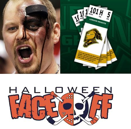Contest Halloween London Knights Tickets over shortly. Go here to enter @creativeresour3