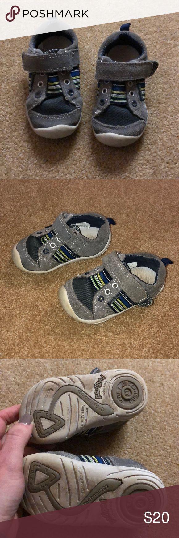 Pediped Toddler Shoe size 21 (5 in Toddler) | Toddler ...