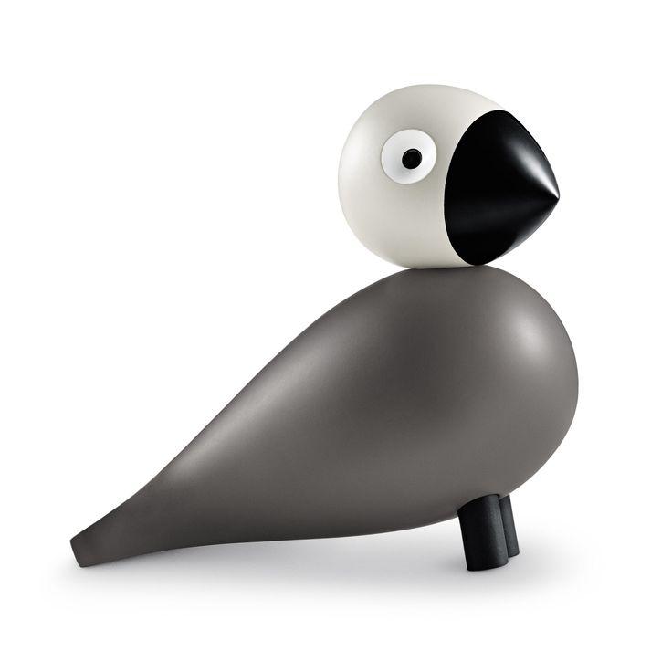 sangfuglen Ernst er óg fin, da. :) Men, når jeg først skal velge meg en sangfugl.. Så føler jeg for en liten fargeklatt, og ikke enda mer grått, som bare forsvinner sammen med andre grå ting. :)