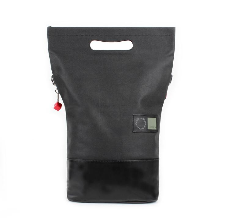Hedgren Street bag  HINT04 Black Color