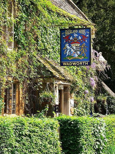 Falkland Arms, Great Tew, Cotswolds