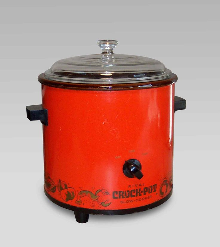 pictures of crock pots | crock pot but it gives you the general idea