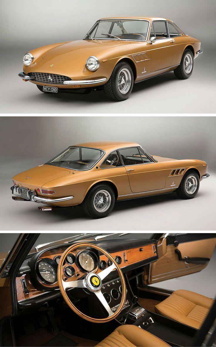 Superbenzin Ferrari 2019 Oldtimer Ferrari 330 GTC von 1966  zu Gunsten von #Ferr... - Luxury Cars