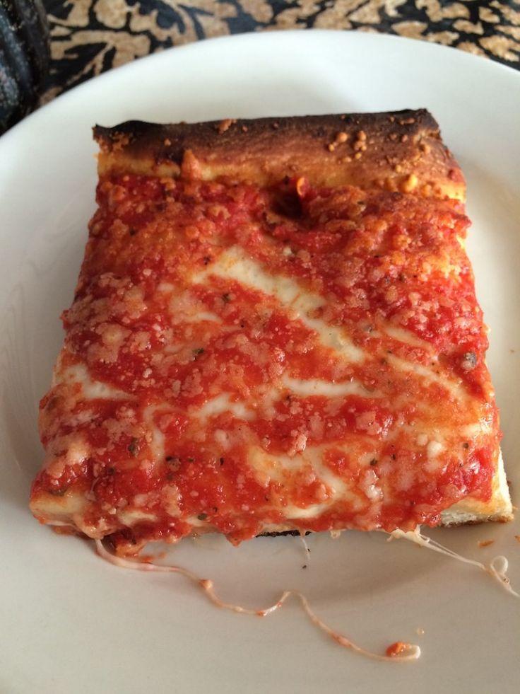 L B Spumoni Gardens Brooklyn Brooklyn Love Pinterest Brooklyn Pizza Brooklyn Food And