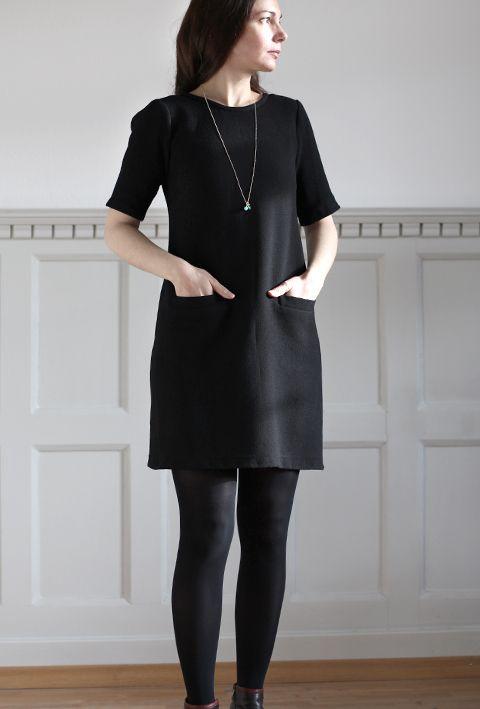 ilsebyl: laurel dress colette patterns