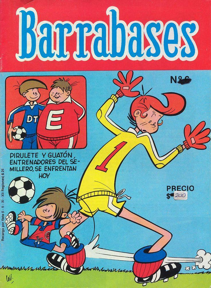 COMIC BOOK FAN AND LOVER: COMIC CHILENO: BARRABASES