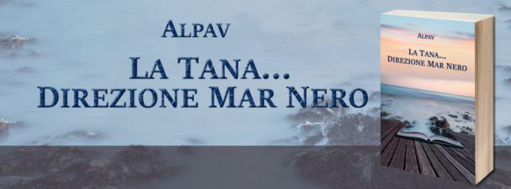 la presentazione del romanzo di Alpav nelle pagine del sito al quale collabora