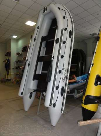 12Надувные моторные лодки с фальшбортом CAPRAL Київ - зображення 5