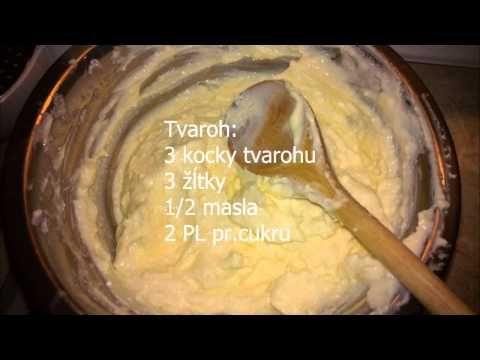 Veľkonočný tvarohový koláč - YouTube