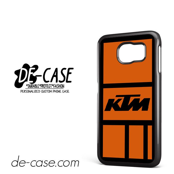 Ktm Motor DEAL-6238 Samsung Phonecase Cover For Samsung Galaxy S6 / S6 Edge / S6 Edge Plus