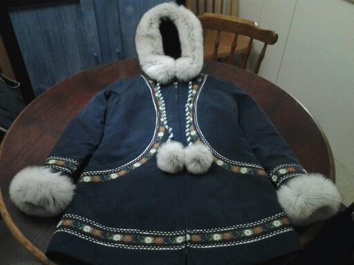 arctic bay nunavut parka купить