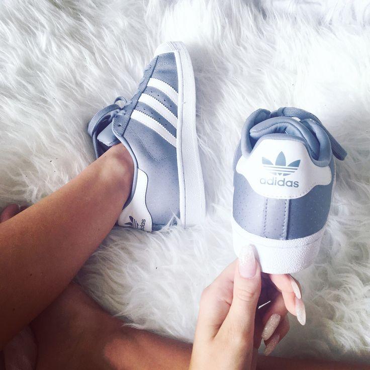 Grey Adidas