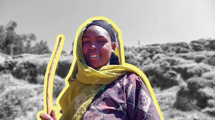 Эфиопский дневник №06 - Добрые хоббиты горных деревень