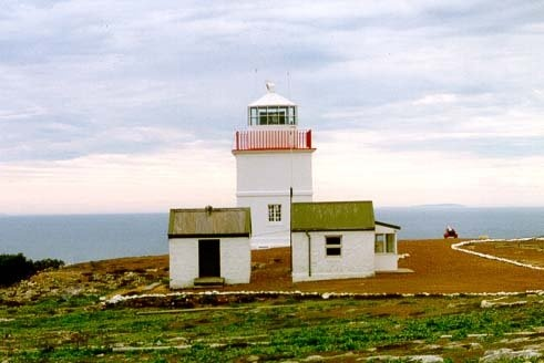 The Cape Borda Lighthouse on Kangaroo Island was isolated and the scene of tragedy in its early years. It is the only square stone lighthouse in South Australia.