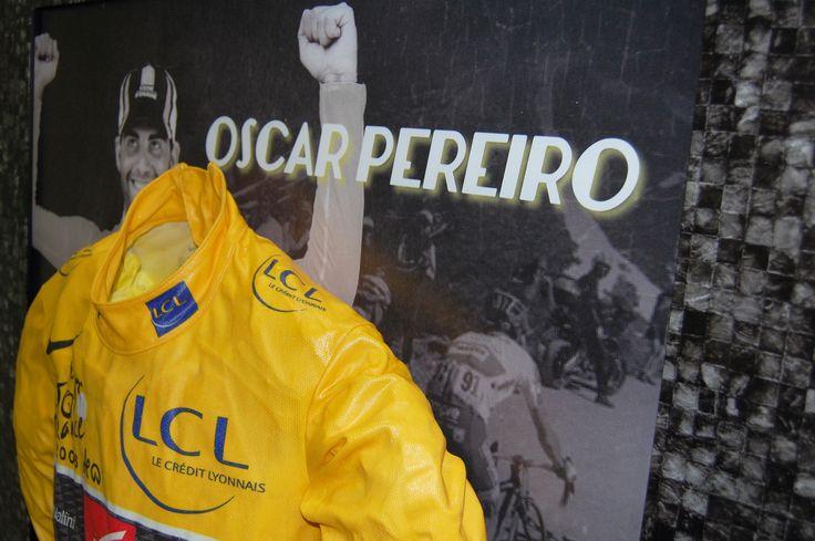 Maillot @oscarpereiro Tour 2006 | Irrepetibles