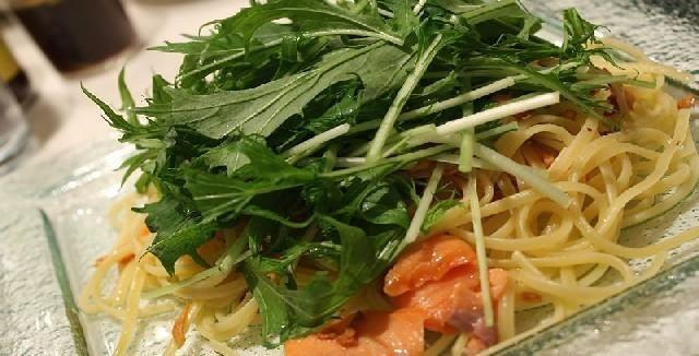 Japonské saláty jsou dekorativní, ale především dobře chutnají.