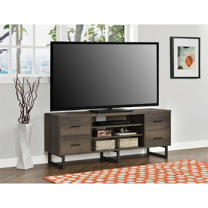 Best Laurel Foundry Modern Farmhouse Norma Tv Stand Reviews 400 x 300