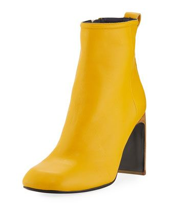 Ellis+Italian+Leather+Boot,+Citrus+by+Rag+&+Bone+at+Neiman+Marcus.