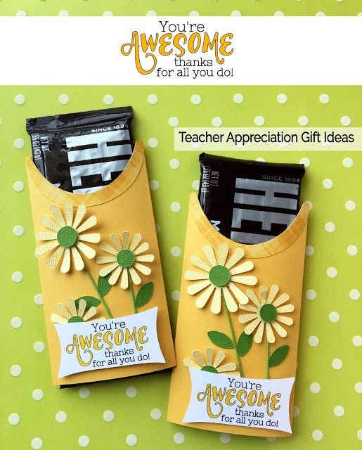 Employee Recognition Appreciation, Teacher Appreciation, Nurser Appreciation candy bar wrap You're Awesome Hershey
