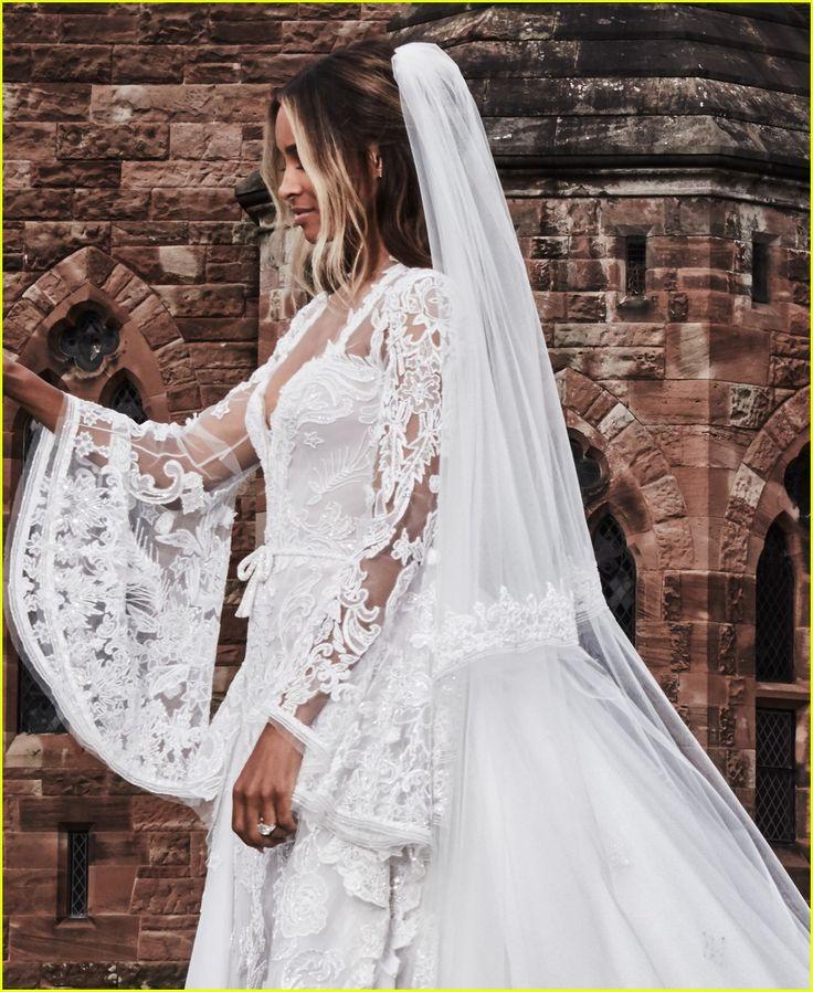 ciara russell wilson share official wedding photos 01