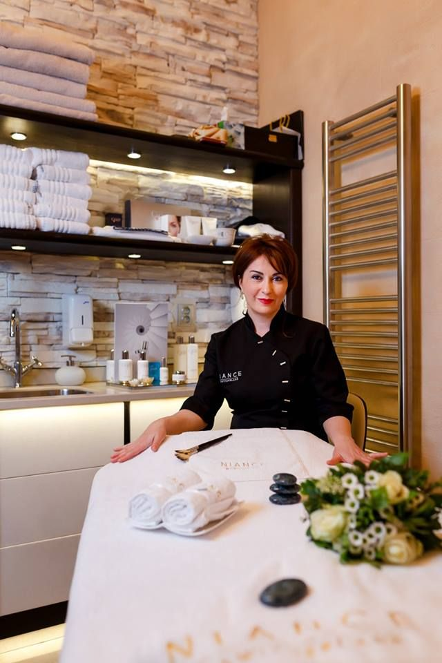 Our great lady, beautician Sabina has prepared a brand new full body rituals
