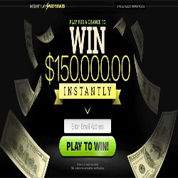$150,000 Cash Could Be Yours! - Instant Play Sweepstakes is giving away $150,000 cash and you could be the winner if you take action here! All you need to do is enter your email address here for a chance to win the $150,000 cash prize. No purchase is necessary. Best of luck!