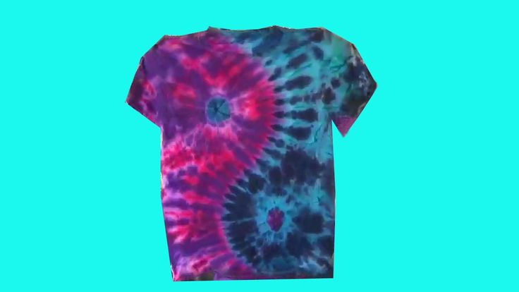 How To Make A Ying Yang Tie Dye Tutorial