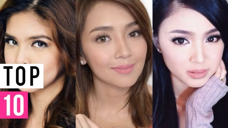 Top 10 MOST BEAUTIFUL Young Actresses 2016 (Philippines)