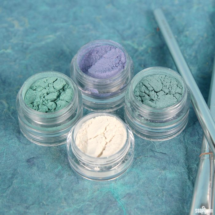 Basiceye shadow colors, like brown and gray, are great for everyday use. But every now and then, it's nice to switch it up and try out new colors. This Mystic Mermaid Eye Shadow adds bold color and a subtle shimmer to your eyelids.They're a perfect way to add some variety to your everyday look, or …