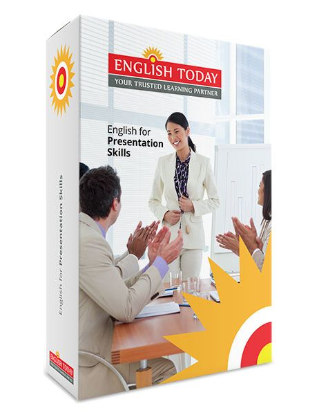 English for Presentation Skills  http://english-today-jakarta.com