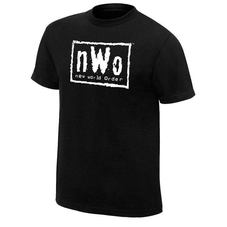 NWO Retro Logo T-Shirt