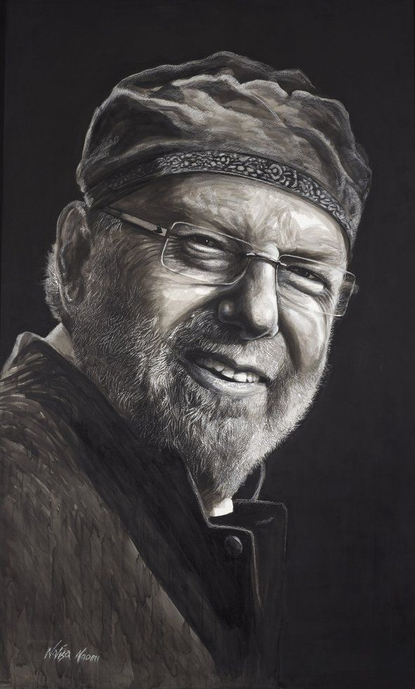 Sydney artist Nafisa has been awarded the Packing Room Prize in conjunction with the 2010 Archibald Prize for her portrait of Glenn A Baker, rock historian and travel writer. Three-time holder of the BBC's Rock Brain of the Universe title, Glenn A Baker is renowned for his encyclopaedic knowledge of rock music.