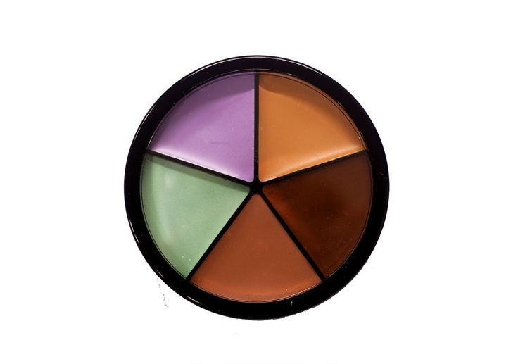 Our five way concealer spectrum, corrects and conceals skin tone imperfections and under eye dark circles.Purple - Neutralises yellow tonesGreen - Neutralises red tonesPeach - Neutralises blue tones Yellow beige - Conceals dark circlesBrown - Corrects and sculptsPerfect for adding to a professional make-up artist kit.