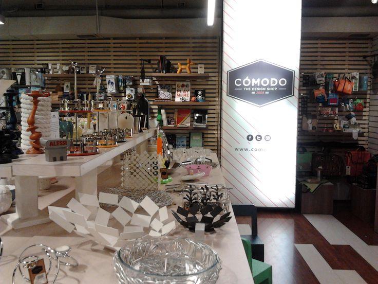 Cómodo (Drugstore / Providencia).